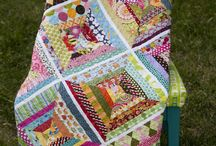 String Quilts and QAYG