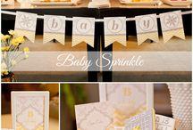 Baby Sprinkle Ideas