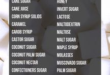Sugar Fast / In June I quit sugar - here is a collection of links and other info on sugar and healthy eating.