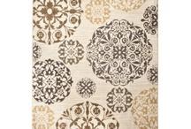 Look Mom-Floor Cloth Ideas / by Ashley Belanger