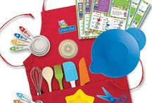 Playful Chef: What's Cookin'? / These kitchen recipes, toys and activities are made for the little foodie in your family!