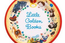 Little Golden Books / I love Little Golden Books! My favorite was and still is Little Black Sambo.  I loved the tiger wearing Sambo's clothes!  My children grew up with these books and now I'm reading them to my grandchildren. / by Diane Emerson
