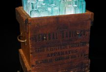 Jars, Bottles, Cloches & Glass / by Carina Case