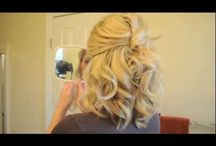 hair / by Patrice Dawson-Calhoun