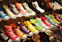 I ❤ converse / Converse  All Star lover