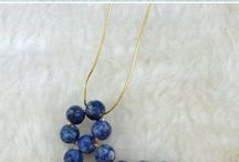 beads, pearls, wire, clay...