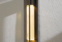 lampu dinding facade
