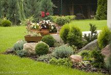 Garden decor / Dekoracje do ogrodu