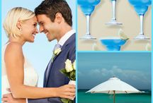 Something Blue / Wedding Inspirations from the sea and sky