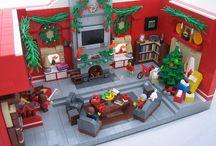 Lego karácsony