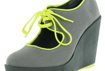 Vibrantly Volatile / Volatile shoes on sale now 30% off  / by Street Moda