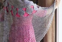Crochet Shawls and Wraps / by Katrina Lum