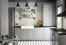 Kitchen Set Inspiration