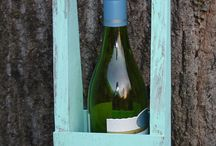 Ящик для вина/пива
