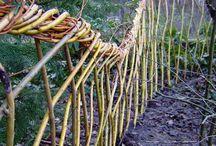 fonott kerítés