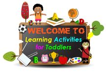 Learning Activities for Toddlers / Learning Activities for Toddlers