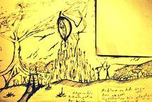 M. My Sketchs / #Resim #sanat #tasarım #eskizlerim #resimlerim #çizimlerim #duygu ve düşüncelerin resmi #sürrealizm #drawing #painting #sketch #art #mysketchs #mypaints #mydraws #Drawing of thoughts and feelings #surrealism