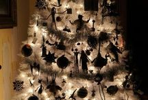 Gothic and Dark Christmas / A Christmas with a difference...dark and gothic :) #blackchristmas
