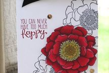Stampin' Stuff-Blended Bloom / by MaryAnn Hilleary