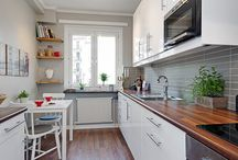 Simple Kitchens / by Tony Pack