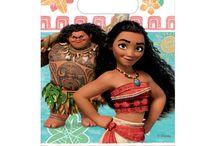 Festa tema Moana e aloha