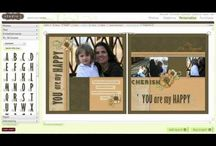 Pictures to Scrapbook TV / Scrapbooking and photography videos featuring tips, techniques, and inspiration. / by Rebecca | Pictures to Scrapbook