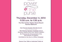 Women's Initiative Network Events / Power of the Purse, One In A Million, Women of Initiative 2015