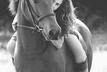 Equestrian / Girl & Horse photography
