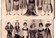 divadlo kostýmy