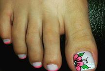 uñas pies y manos normal