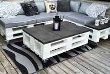Muebles de madera / Muebles en madera para decorar tu hogar con un estilo moderno y natural