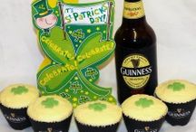 St Patrick's Day Cakes / St Patrick's Day Themed Cakes