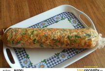 mražená zelenina
