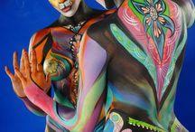 Pinturas Corporais / Body Art