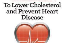 Lower Cholesterol / by Christina Lewis