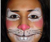 Stage Make-up / by Courtney Sapp Beddingfield