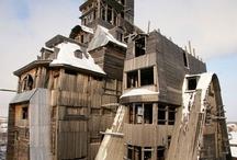 Odd houses