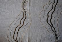 FABRIC: Life on Linen / Life on Linen is a sophisticated range featuring hand embroidered linens.