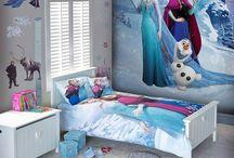 cuarto de frozen