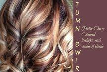 beautiful haircolors
