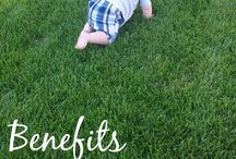 Benefits of Belly-crawling, Hands-and-knees Crawling