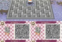 animal crossing patterns
