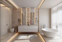 Salles de bain double vasques