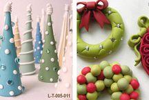Polymer cristmas