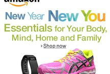 Amazon 'New Year, New You' Best Deals