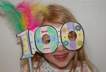 100th Day of School :) / Day 100 of school activities / by Lee King