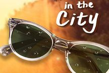 Hot Frames in the City! / Hot frame in the city, Hot frame in the city, Runnin' wild and lookin' pretty, Yeah, Hot frame in the city. Love these frames? Check it out on www.moscot.com   / by MOSCOT