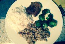 Food I cook!