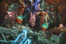 Fantasy and D&D Art