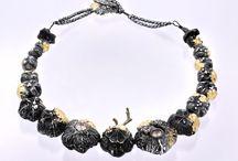 Jewelry - Saul Bell, Metal Clay